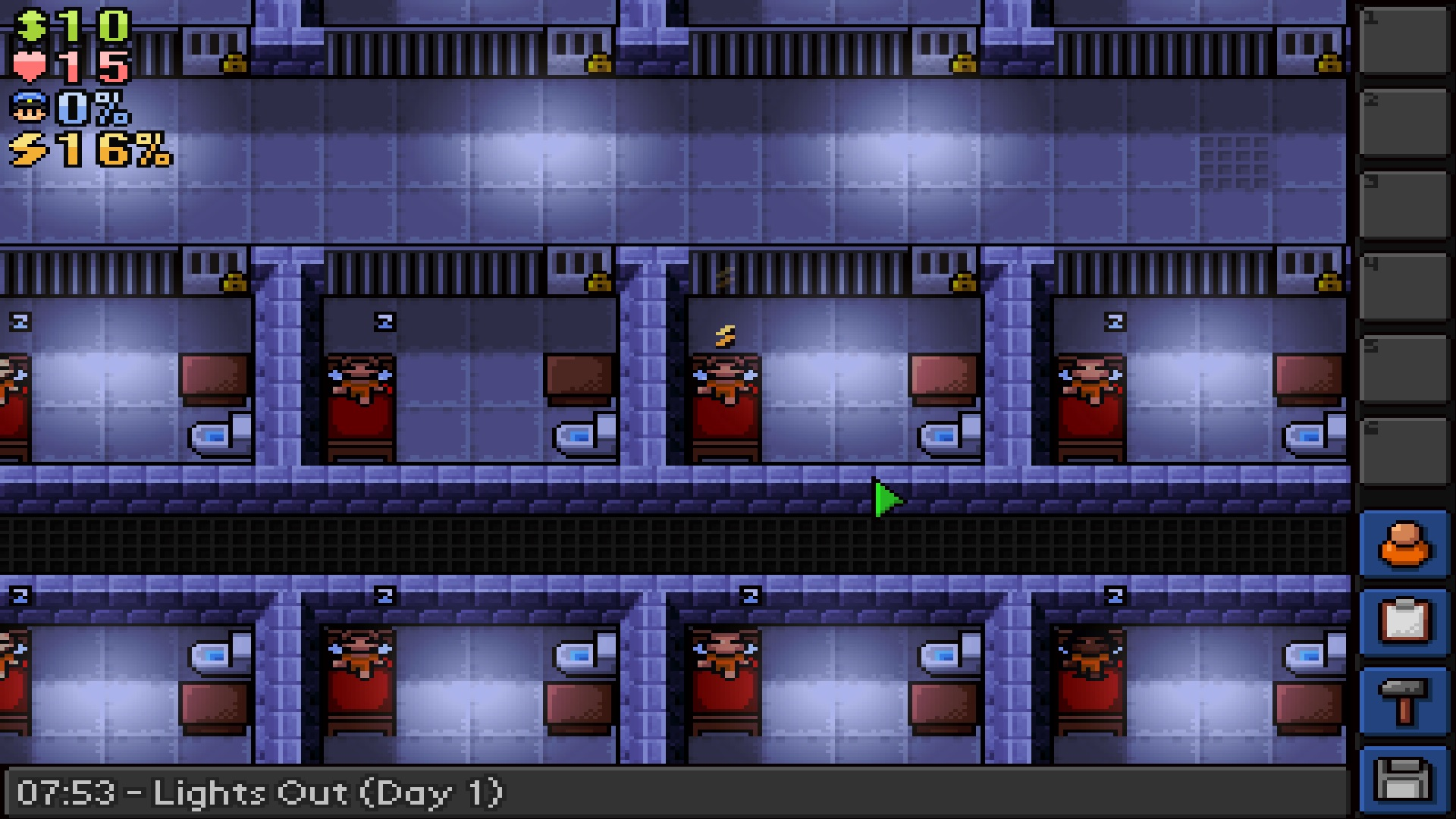 The Escapists - Fhurst Peak Correctional Facility [Online Game Code] by Team17 (Image #3)