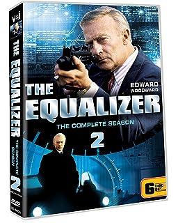 Amazon com: The Equalizer: Season 1: Edward Woodward, Sandy Dennis