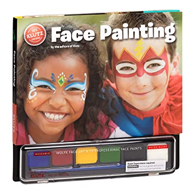 Klutz Face Painting Pack