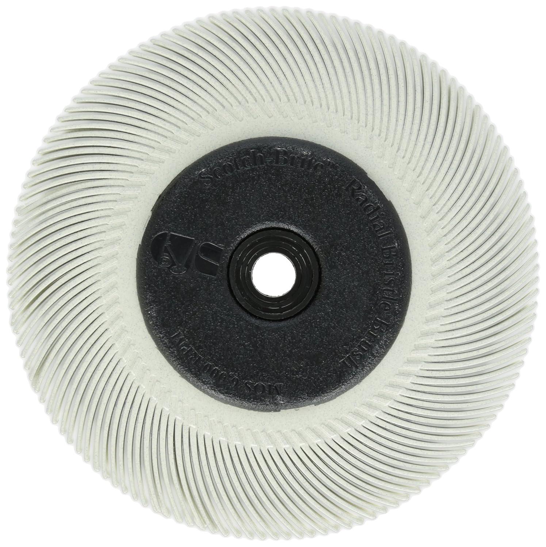 Scotch-Brite (TM) Radial Bristle Brush, (TM) Cubitron (TM)/Aluminiumoxid, 6000 U/min, 6 Durchmesser x 7/16 Breite, Kö rnung 120 (1 Stü ck) 3M BB-ZB