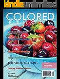 COLORED PENCIL Magazine - August 2017 (English Edition)