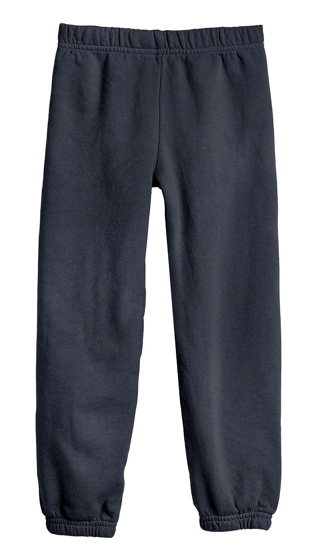 City Threads Boys' and Girls' Fleece Jogger Sweatpants Elastic Ankle Made in USA CT-FLEECEDOOFPANT