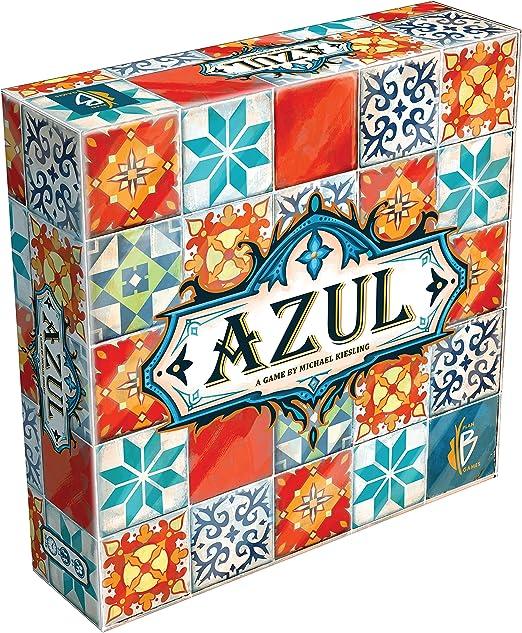 Plan B Games PBG40020 Azul Juego de Tablero: Amazon.es: Juguetes y ...