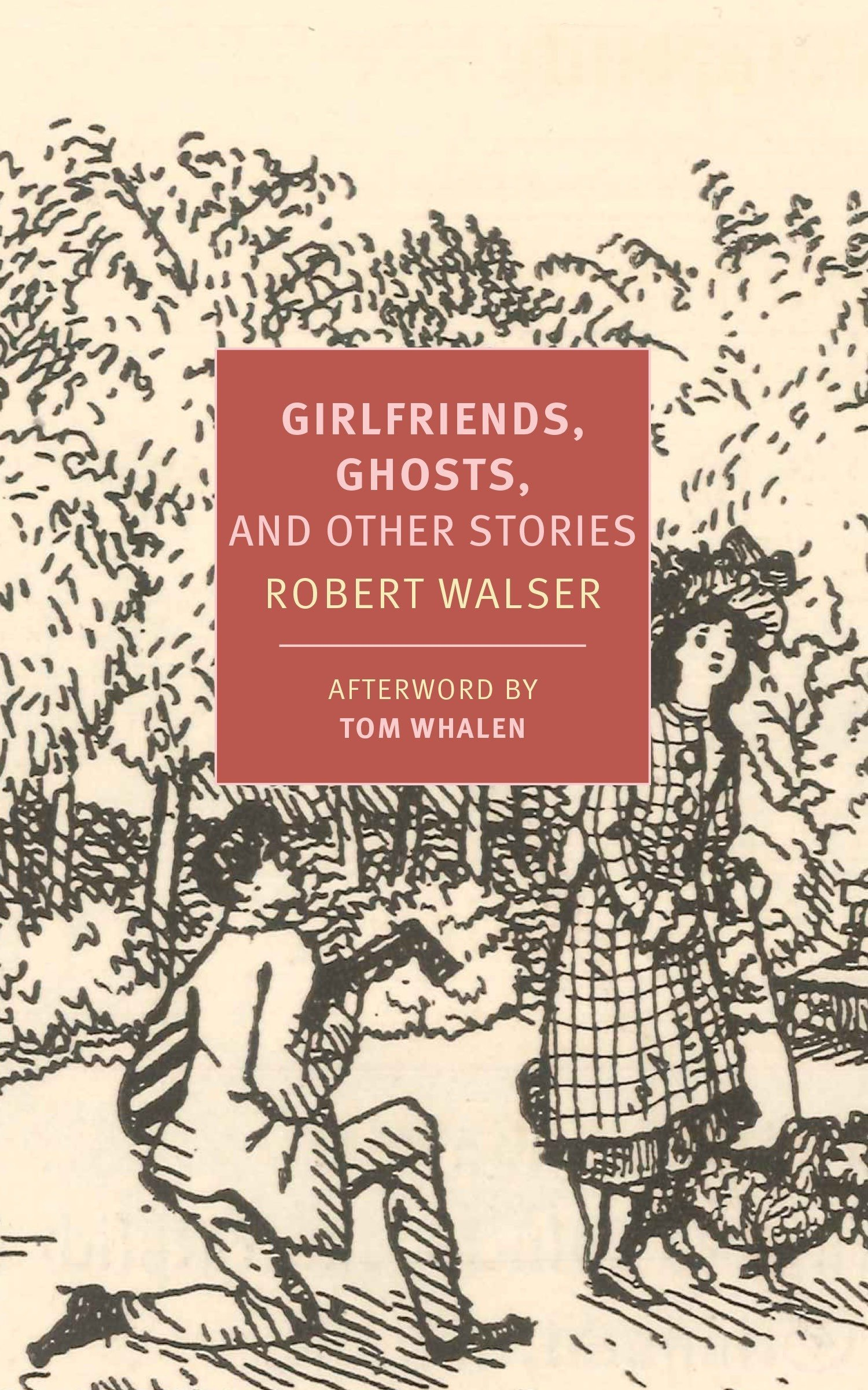Amazon.com: Girlfriends, Ghosts, and Other Stories (New York Review ...