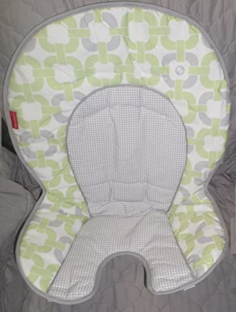 New ~fisher Price High Chair Or Space Saver Replacement Pad Cover Cushion And To Have A Long Life. High Chairs