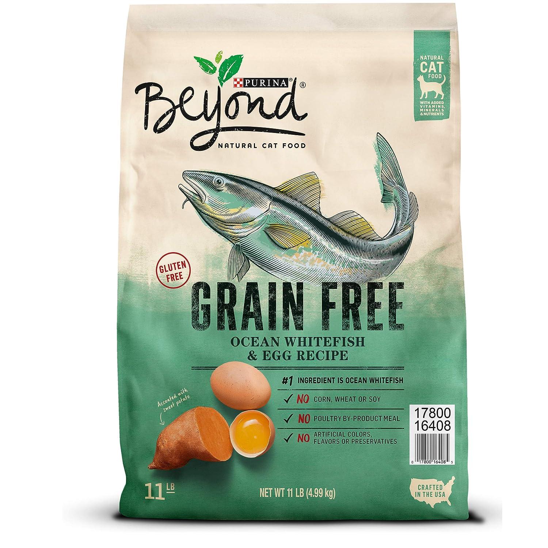 Purina Beyond Cat Food >> Purina Beyond Natural Dry Cat Food Grain Free Ocean