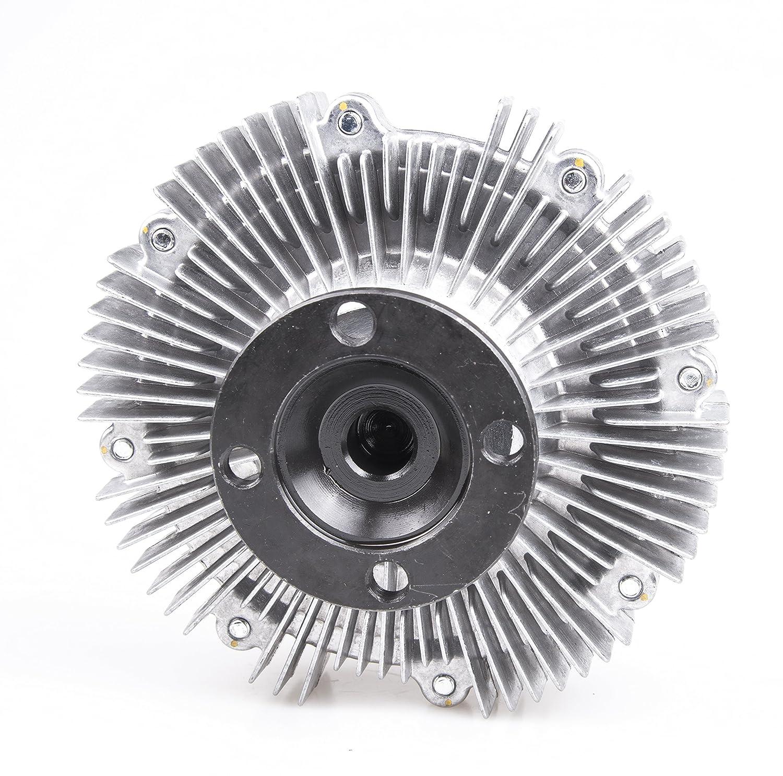 Mechapro 2670 Premium Engine Cooling Fan Clutch for Toyota Tacoma 4Runner T100 Hiace Hilux 2.4L 2.7L
