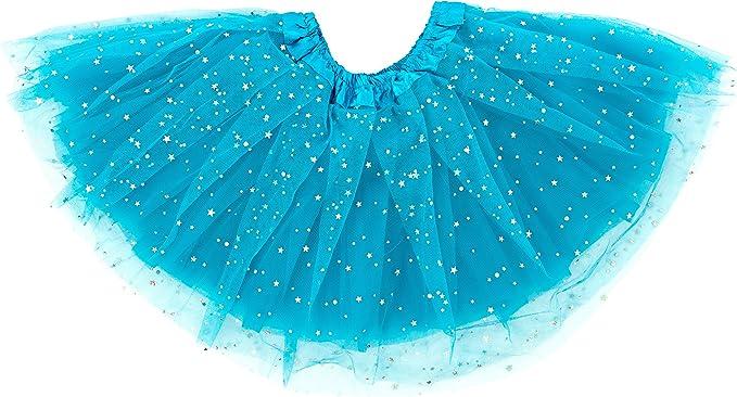 Dancina tut/ù Classico per Balletto per Bambine dai 2 agli 12 Anni in Tulle Triplo Strato
