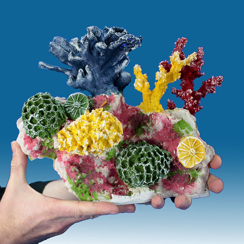 Amazon Instant Reef DM012 Artificial Coral Reef Aquarium Decor