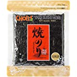 Daechun(Choi's1), Roasted Seaweed, Gim, Sushi Nori (50 Full Sheets), Resealable, Gold Grade, Product of Korea