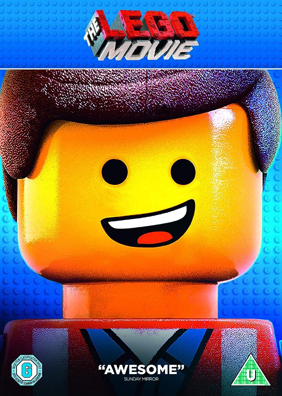 The Lego Movie Dvd 2014 Amazon Co Uk Chris Pratt Elizabeth Banks Channing Tatum Morgan Freeman Will Ferrell Will Arnett Liam Neeson Jonah Hill Alison Brie Phil Lord Chris Miller Chris Mckay Chris Pratt