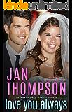Love You Always: Inspirational Christian Coastal Town Second-Chance Romance Novel with Suspense (Savannah Sweethearts…