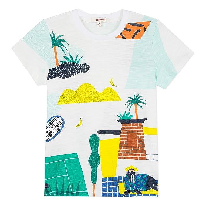 innovative design 3db3d f11c9 Catimini T-Shirt Bambino: Amazon.it: Abbigliamento