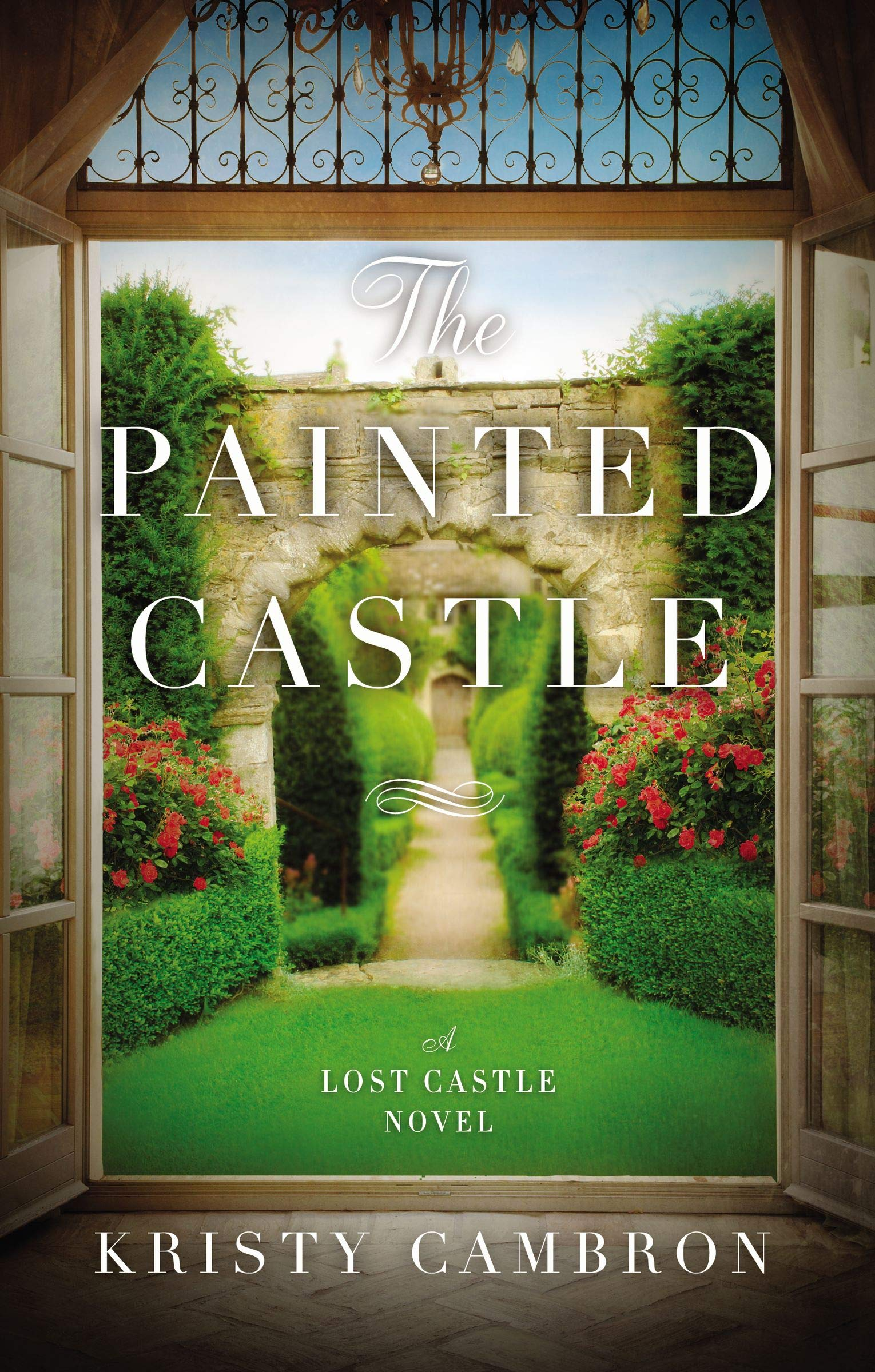 Image result for the painted castle kristy cambron