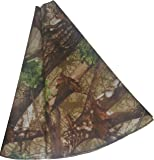 Camouflage Christmas Tree Stand Skirt 46 Inch - Rustic Country Christmas Decoration by Mistletoe Mill