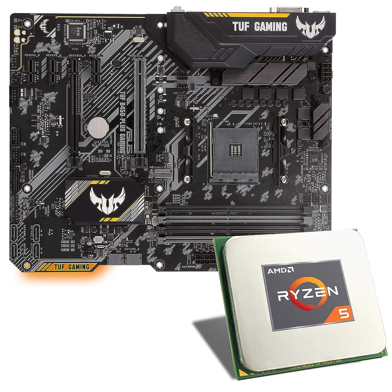 CSL-コンピュータマザーボードバンドルRyzen 5 2600X   B07C5VLN1V