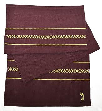 Barefoot Yoga Mysore Practice Yoga Rug   Rajasthan