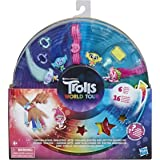 DreamWorks Trolls World Tour - Tiny Dancers Greatest Hits - 6 Collector Figurines - Kids Toys - Ages 4+