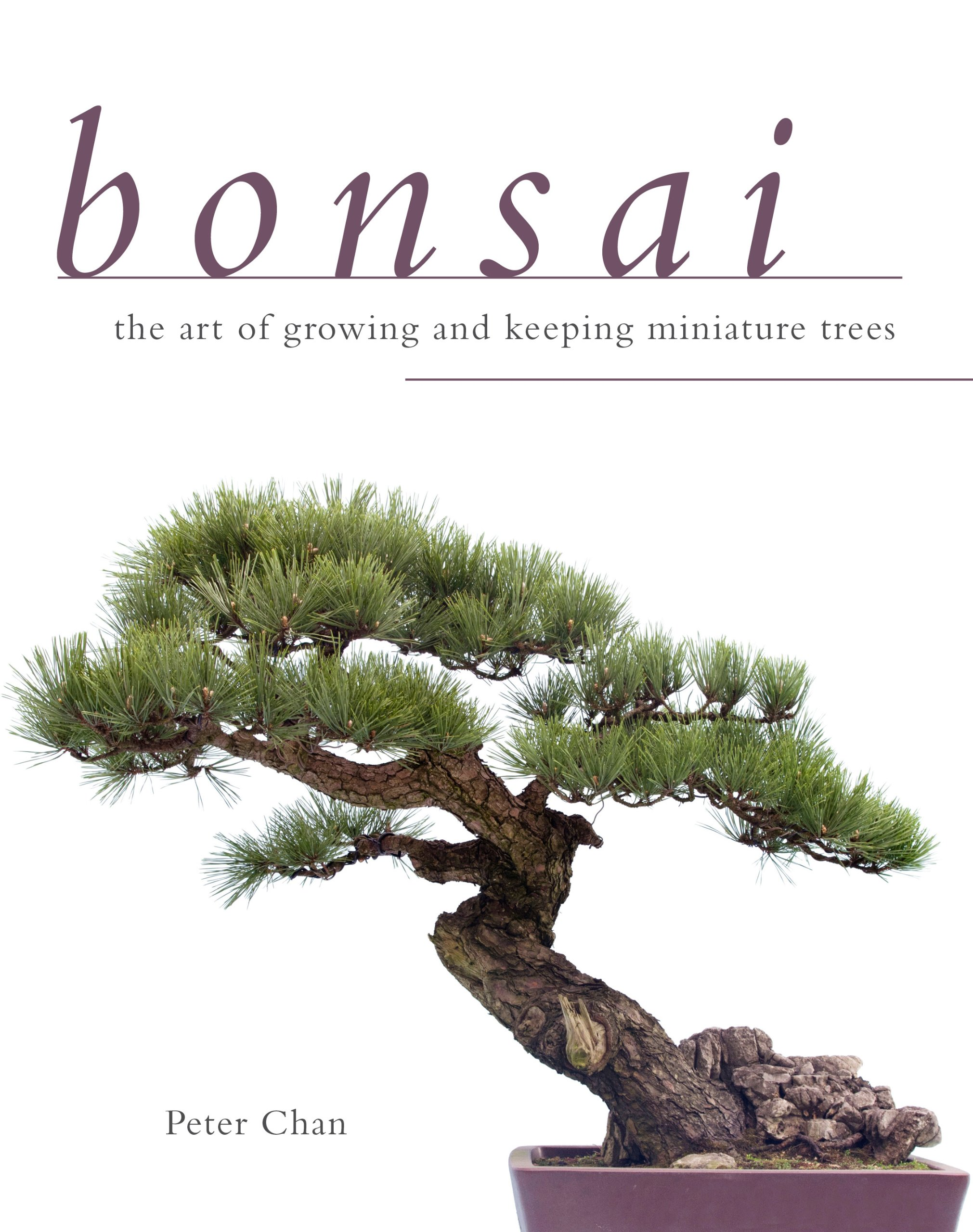 Bonsai Growing Keeping Miniature Trees product image