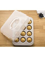 USA Pan Bakeware Aluminized Steel Cupcake and Muffin Pan