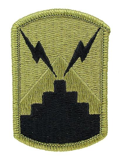 Amazon.com  7th Signal Brigade OCP Patch - Scorpion W2 - U.S. Army ... 58de9b692e3