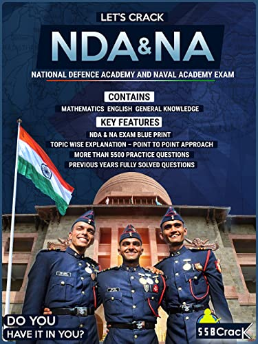 Let's Crack NDA Exam - National Defence Academy & Naval Academy Examination [Free eBooks Inside]