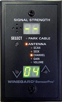 Review Winegard RFL-332 SensarPro Black