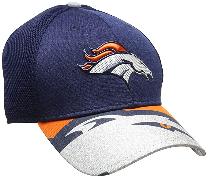 b510225ca71d1e NFL Denver Broncos 2017 Draft On Stage 39Thirty Stretch Fit Cap,  Small/Medium,