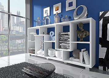 Merveilleux Home Innovation   Étagère Murale Rangement Pour Livres, Bibliothèque Salon    Séjour, Contemporaine,