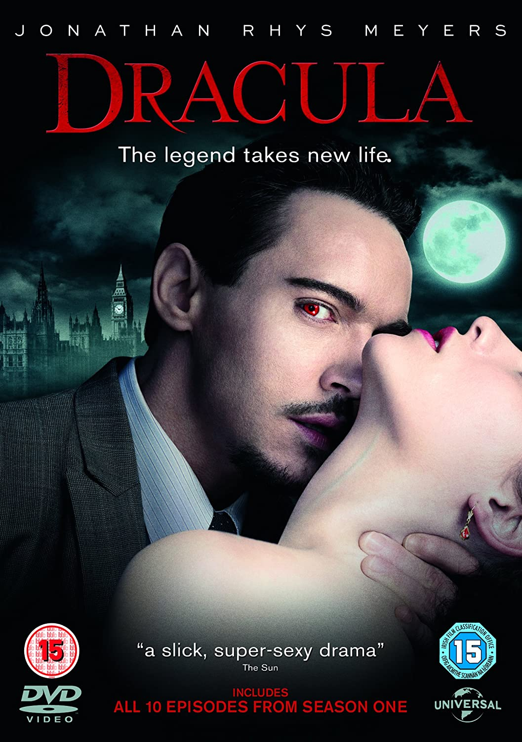 Amazon.com: Dracula - Season 1 [DVD] [2013]: Movies & TV