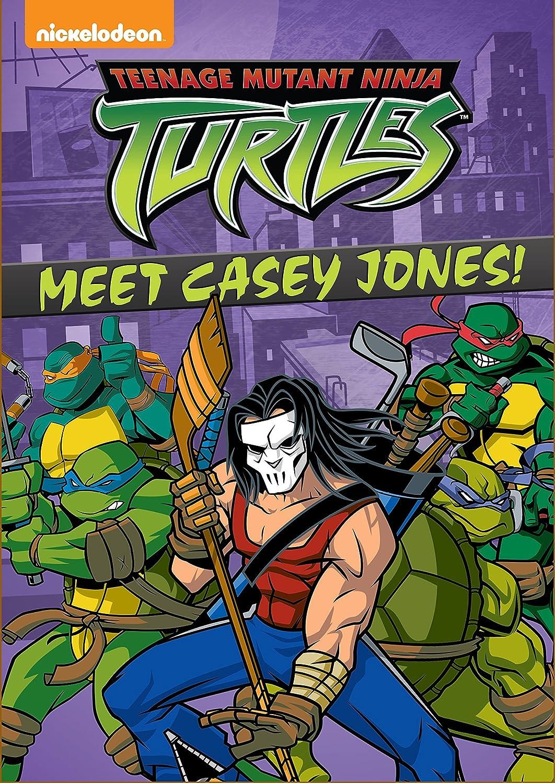 Teenage Mutant Ninja Turtles: Meet Casey Jones USA DVD ...