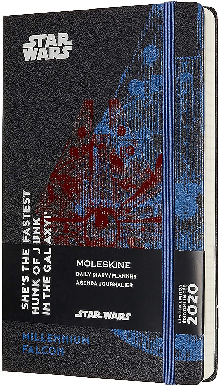 Moleskine - Agenda 2020 Star Wars, Tapa Dura, 9 x 14 cm ...
