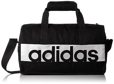 2b918111f9 Adidas Lin per Tb, borsa sportiva, unisex per adulti, Nero (Negro ...