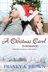 A Christmas Carol in Romance (Christmas in Romance Book 5) Kindle Edition