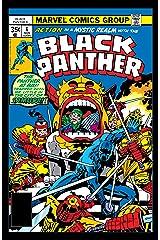 Black Panther (1977-1979) #6 (English Edition) eBook Kindle