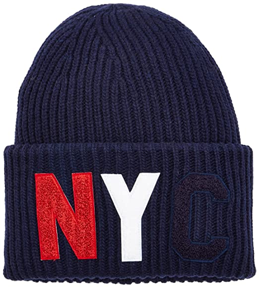 9065c285d4787 Tommy Hilfiger Men s Oversize NYC Beanie