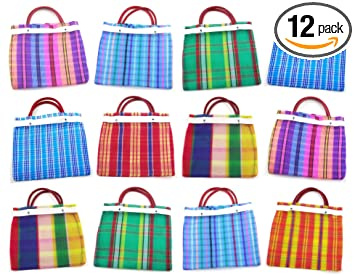 Small Mexican Tote Bags 7.5