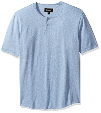 Brixton Men's Berkeley Short Sleeve Henley