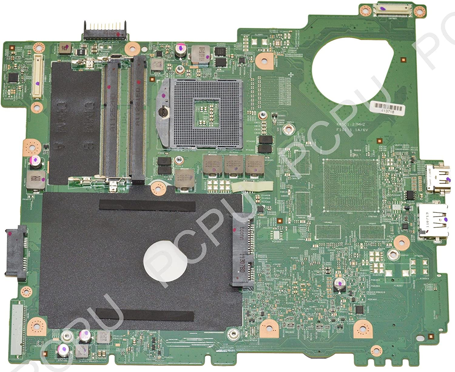 G8RW1 Dell Inspiron 15R N5110 Intel Laptop Motherboard s989