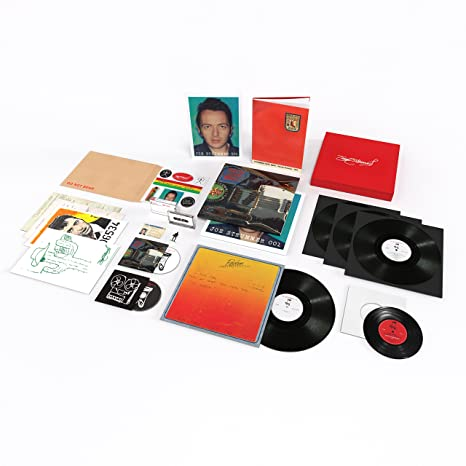 5fed1538cc042 Joe Strummer 001  Deluxe Boxset   VINYL   Amazon.co.uk  Music