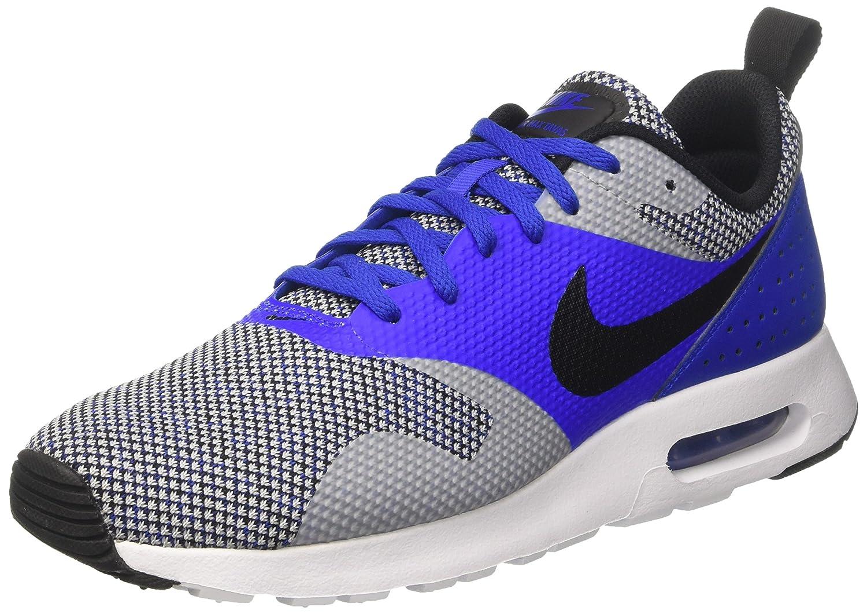 Nike Herren Air Max Tavas Prm Turnschuhe  46 X 33 X 15 cm|Blau (Bleucoureur/Grisloup/Noir)