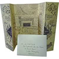 Mc Sid Razz Hogwarts Acceptance Letter and Marauders Map (mini). | Officially licensed by Warner Bros, USA