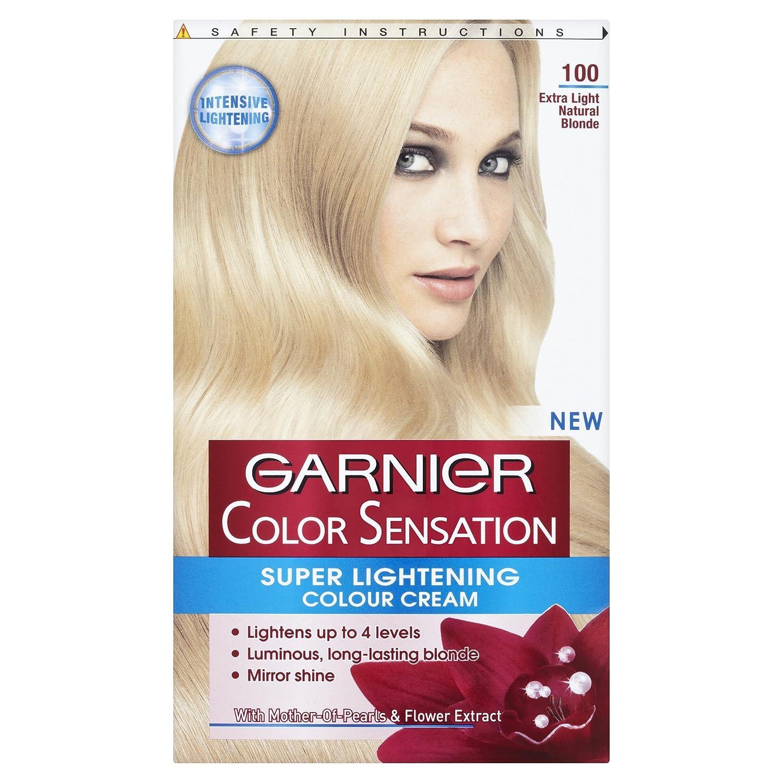 Hair color Garnier Color Senseishen: a palette of flowers, reviews, photos
