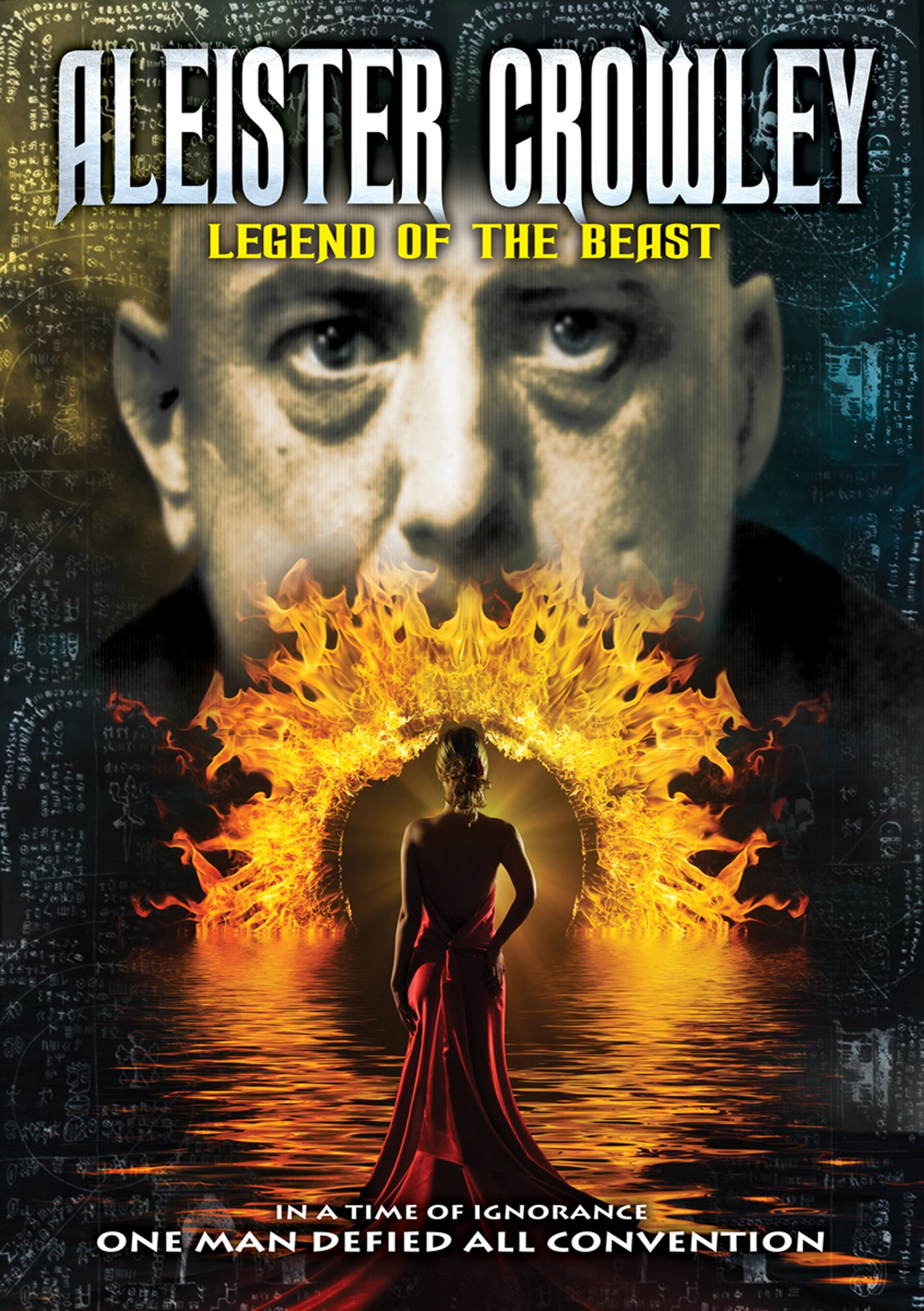 DVD : Kathryn Carpenter - Aleister Crowley: Legend Of The Beast (DVD)