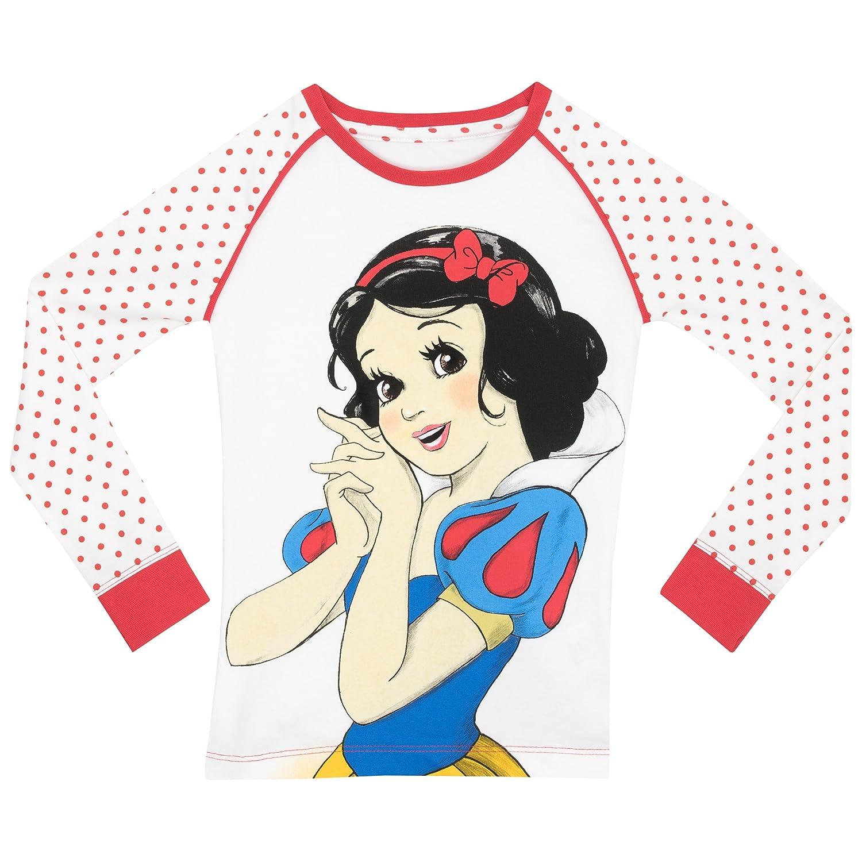 Disney Frozen Girls White T-Shirt Age 18 Months-8 Years