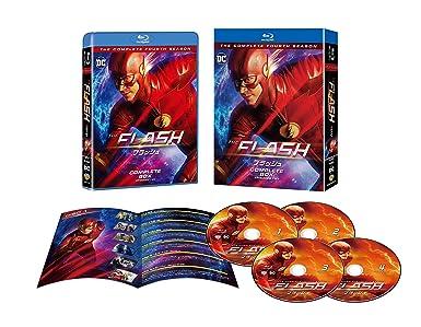 amazon co jp the flash フラッシュ 4thシーズン ブルーレイ