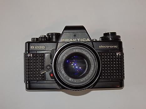 Camera – Praktica B 200 Electronic – SLR Cámara – Cámara réflex ...