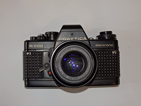 Camera - Praktica B 200 Electronic - SLR Cámara - Cámara réflex ...