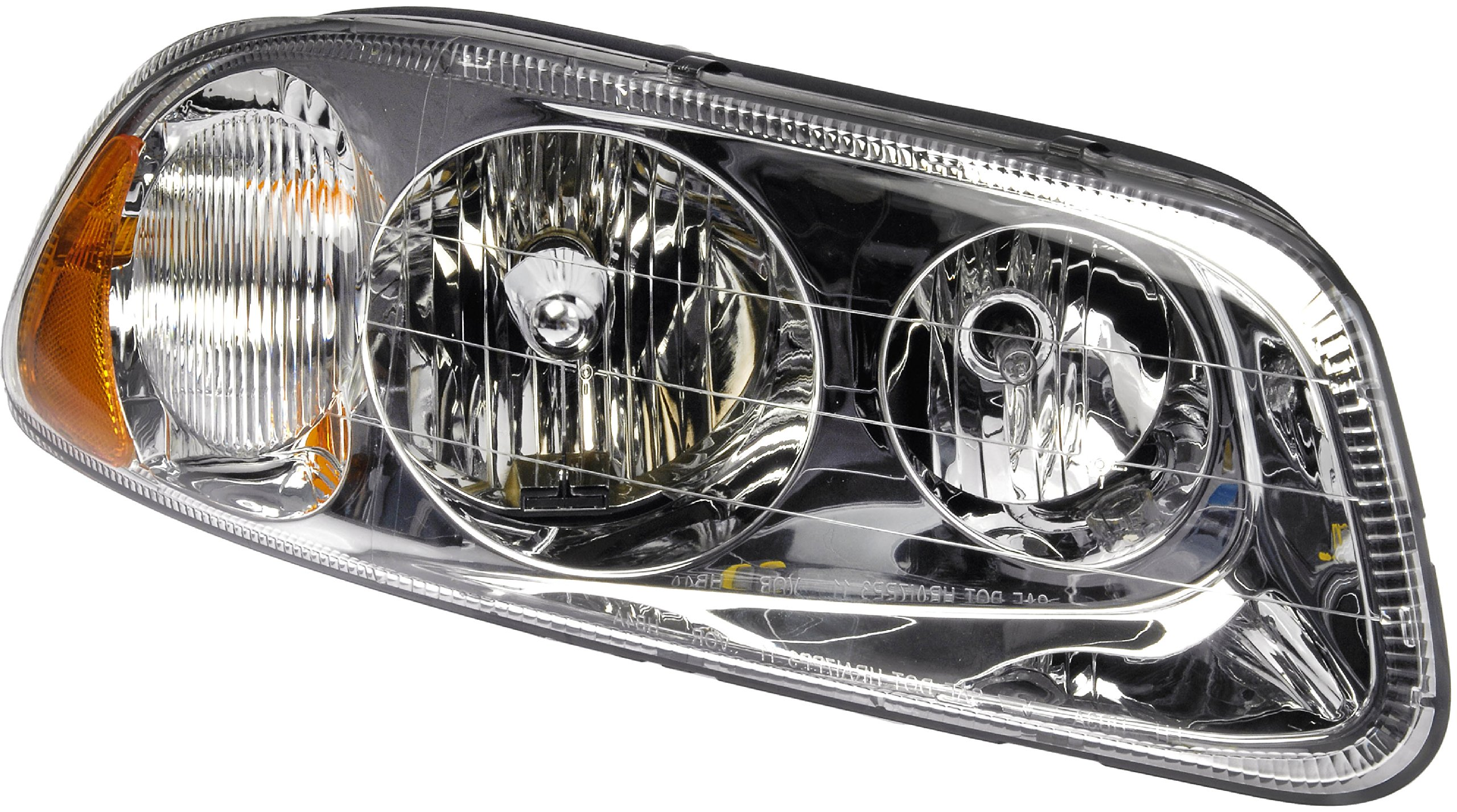 Dorman 888-5503 Passenger Side Headlight Assembly For Select Mack Models