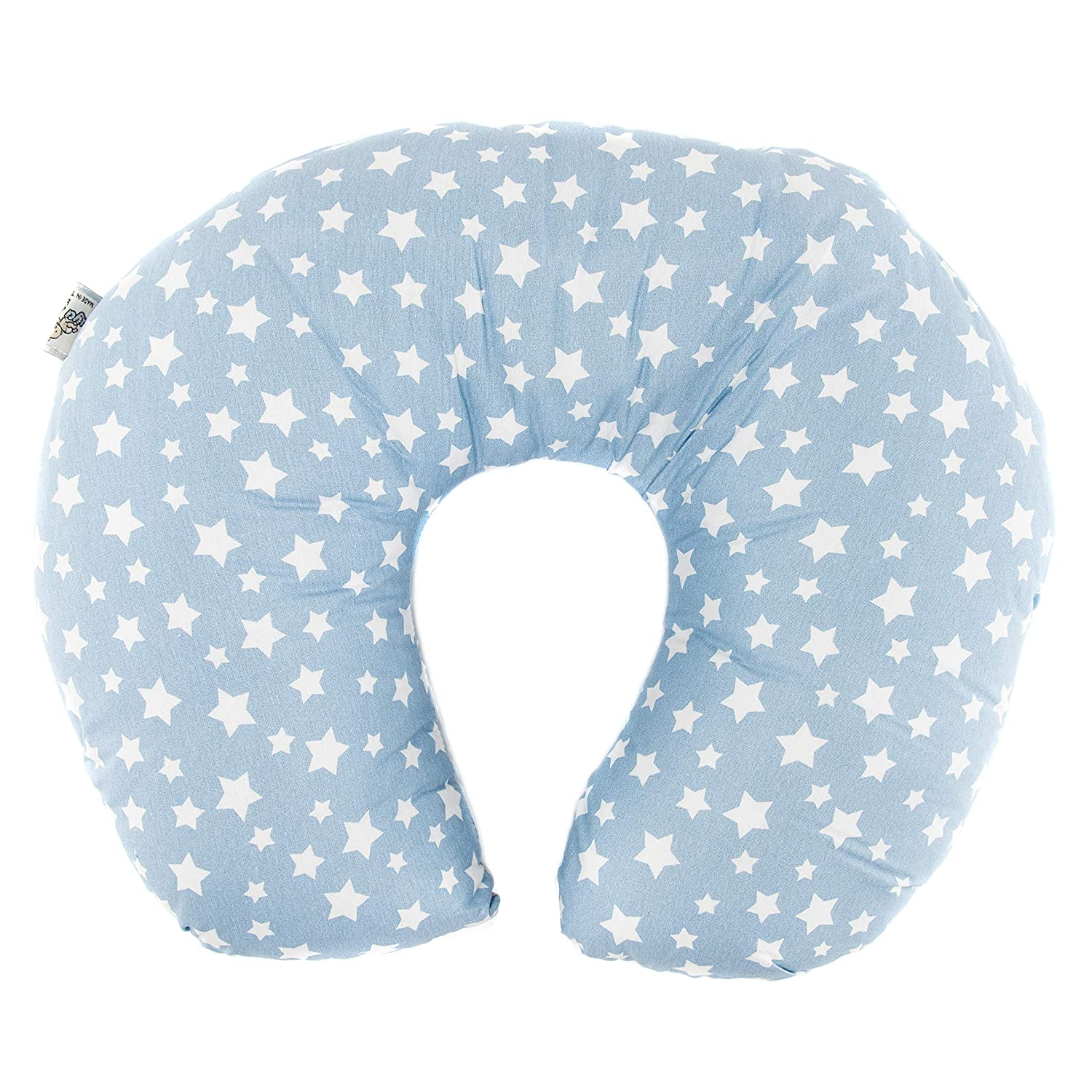 Nursing Pillow with Cover from Atlantis Baby (Double Sided) Atlantis Bazaar